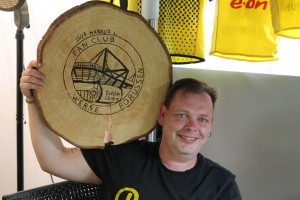 Markus Link 1.Tippmeister 2013 / 14